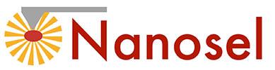 Nanosel English Logo